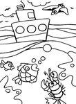Coloriage vacances dessin vacances vacances - Maxi coloriage ...