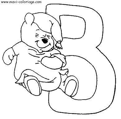 Dessin de winnie - Winnie l ourson coloriage ...