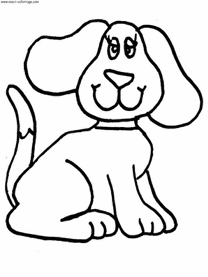 Maxalae chiot coloriage chiot en ligne gratuit a imprimer - Photo d animaux a imprimer gratuitement ...