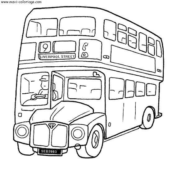 Angleterre dessin - Maxi coloriage ...