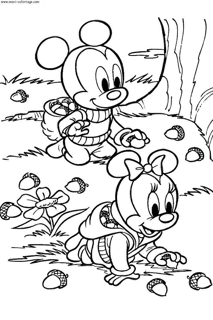 Coloriage automne dessin automne automne coloriage n 5171 - Maxi coloriage ...