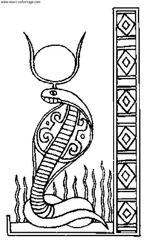 Coloriage egypte dessin egypte egypte coloriage n 5339 - Coloriage divers a imprimer ...